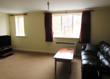Thumbnail 2 bed property to rent in Richard Hilary Close, Ashford, Kent