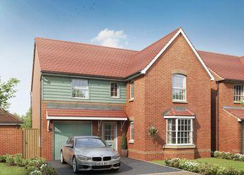 """Thumbnail 4 bedroom detached house for sale in """"Drummond"""" at Brogdale Road, Ospringe, Faversham"""