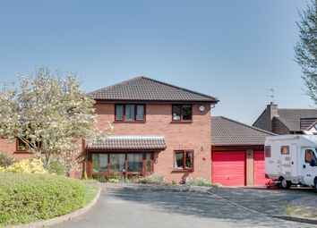 Thumbnail 4 bed detached house for sale in Batsford Close, Wire Hill, Redditch