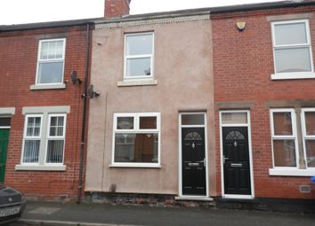 Thumbnail 2 bed terraced house to rent in Granville Avenue, Long Eaton, Nottingham