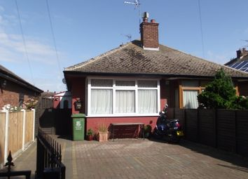 Thumbnail 2 bedroom bungalow to rent in Western Road, Gorleston, Great Yarmouth