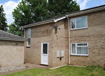 Thumbnail 2 bedroom flat for sale in West Winch, King's Lynn, Norfolk