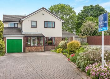Thumbnail 4 bed detached house for sale in Broadriding Road, Shevington, Wigan