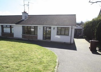Thumbnail 3 bedroom semi-detached bungalow to rent in Glenview, Hillsborough