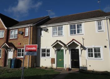 Thumbnail 2 bed terraced house to rent in Commonside Close, Stafford