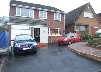 Thumbnail 4 bed detached house for sale in Leafy Lane, Heanor