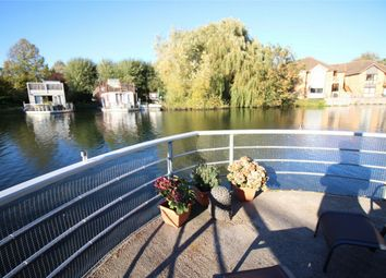 Thumbnail 2 bed mobile/park home for sale in Hartford Marina, Banks End, Wyton