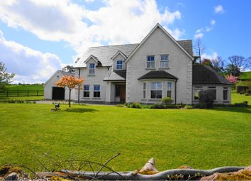 Thumbnail 4 bed detached house for sale in Baronscourt Road, Omagh