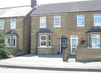 Thumbnail 4 bed terraced house to rent in Longfield Lane, Cheshunt
