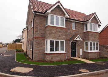 Thumbnail 3 bed detached house to rent in Meadowlands, Chivenor