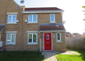 Thumbnail 3 bed end terrace house for sale in Kingham Close, Moreton, Wirral