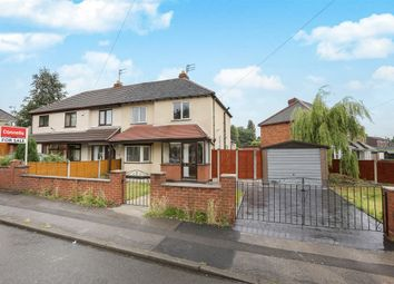 Thumbnail 3 bed semi-detached house for sale in Leighton Road, Bilston