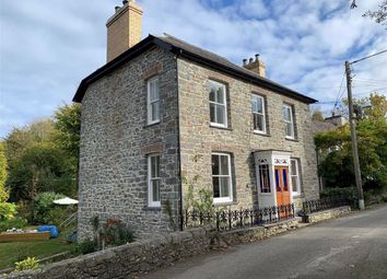 Thumbnail 4 bed detached house for sale in Gilfachrheda, New Quay, Ceredigion