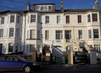 Thumbnail 1 bed flat to rent in Clermont Terrace, Preston, Brighton