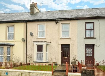 Thumbnail 4 bed terraced house for sale in Irfon Terrace, Llanwrtyd Wells, Powys