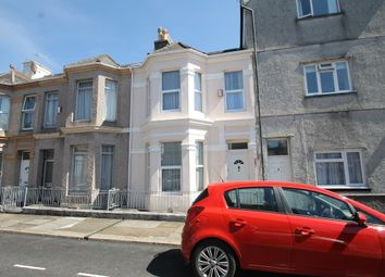Thumbnail 4 bedroom terraced house for sale in Egerton Place, Plymouth