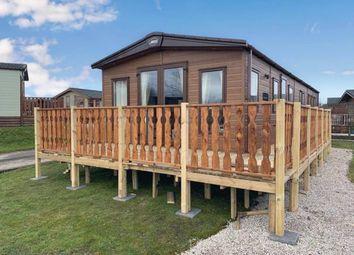 Thumbnail 2 bedroom lodge for sale in Borwick Lane, Carnforth