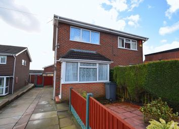 Thumbnail 2 bed semi-detached house for sale in Lydia Drive, Birches Head, Stoke-On-Trent