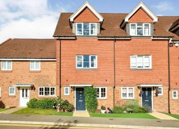 Wickham Road, Snodland ME6. 4 bed town house for sale