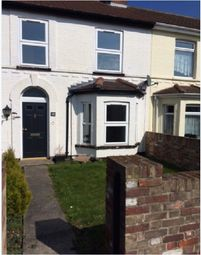 Thumbnail 3 bedroom terraced house for sale in Victoria Road, Lowestoft