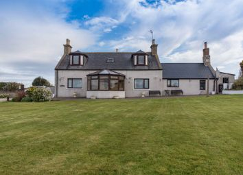 Thumbnail 4 bed detached house for sale in Sandend, Portsoy, Banff, Aberdeenshire