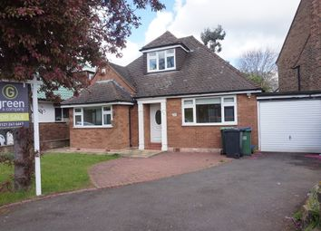 Thumbnail 3 bed semi-detached bungalow for sale in Newton Road, Great Barr, Birmingham