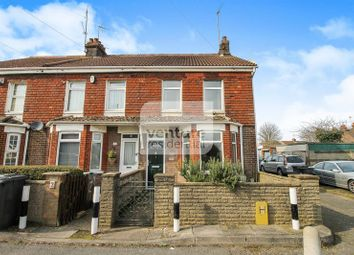 Thumbnail 2 bedroom end terrace house for sale in School Lane, Leagrave, Luton