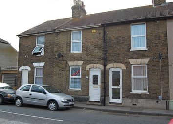 Thumbnail 3 bedroom terraced house to rent in High Street, Milton, Sittingbourne, Kent