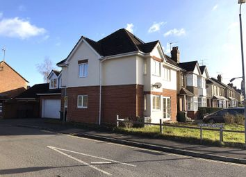 Thumbnail 5 bed detached house to rent in New Road, Royal Wootton Bassett, Swindon