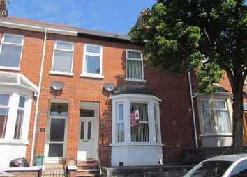 Thumbnail 1 bed flat to rent in Porthkerry Road, Barry, Vale Of Glamorgan