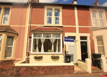 Thumbnail 2 bedroom terraced house for sale in Anstey Street, Bristol