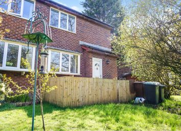 Thumbnail 1 bed end terrace house for sale in Millersdale Court, Glossop