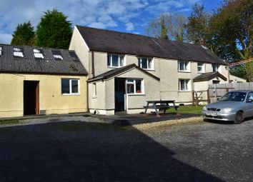 Thumbnail 4 bed detached house for sale in Wernddu Road, Ammanford