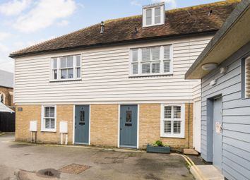 3 bed property for sale in Oyster Mews, Skinners Alley, Whitstable CT5