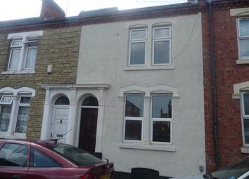 Thumbnail 3 bedroom property to rent in Whitworth Road, Abington, Northampton