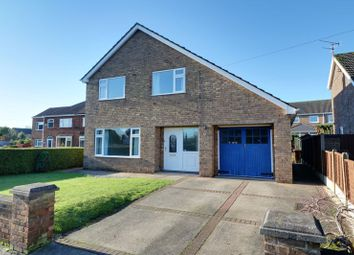 Thumbnail 3 bed detached house for sale in North Street, Winterton, Scunthorpe