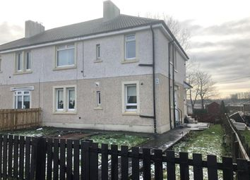 Thumbnail 2 bedroom flat to rent in Sunnyside Crescent, Holytown, Motherwell