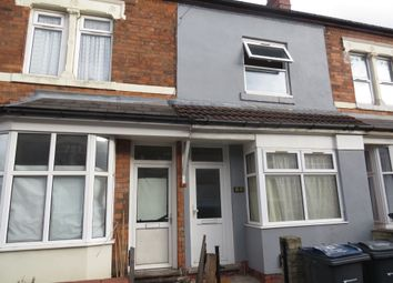 Thumbnail 3 bed terraced house for sale in Ludlow Road, Saltley, Birmingham