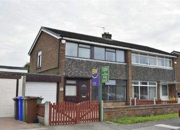 Thumbnail 3 bedroom semi-detached house for sale in Chestnut Avenue, Pennington, Leigh, Lancashire
