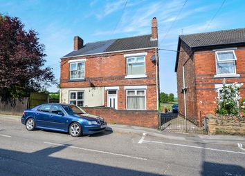 Thumbnail 3 bed terraced house to rent in Station Road, Selston, Nottingham