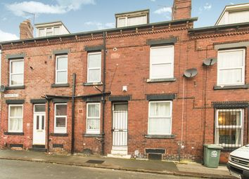 Thumbnail 2 bedroom terraced house for sale in Garnet Terrace, Leeds