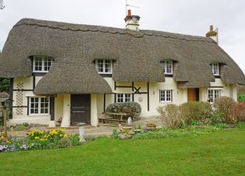 Thumbnail 4 bed cottage for sale in Enham Alamein, Andover, Hampshire