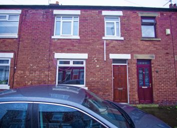 Thumbnail 3 bed terraced house to rent in Denville Road, Preston