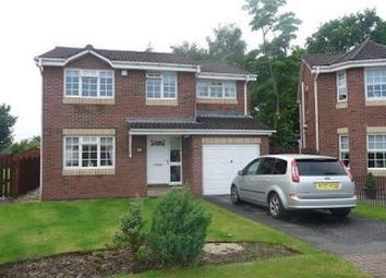 Thumbnail 4 bed property to rent in Bannockburn Place, New Stevenston, Motherwell