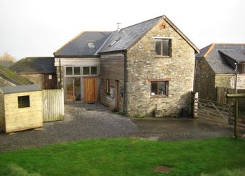 Thumbnail 3 bed barn conversion to rent in Lower Blakemore Farm, Plymouth Road, Nr Totnes