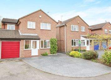 Thumbnail 4 bed detached house for sale in Conway Road, Perton, Wolverhampton