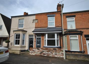 Thumbnail 2 bed terraced house for sale in Hawcliffe Road, Mountsorrel, Loughborough