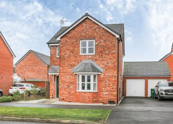 Thumbnail 3 bed detached house for sale in Astoria Drive, Coventry