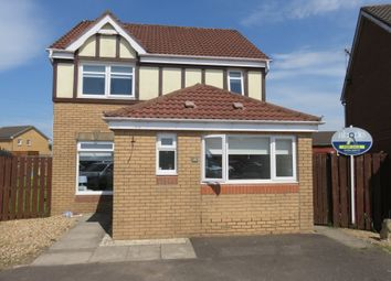 Thumbnail 3 bed detached house for sale in Strathgoil Crescent, Airdrie