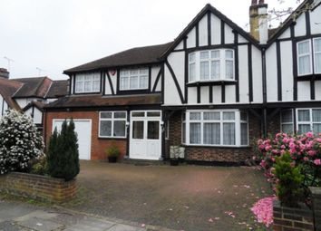Thumbnail 5 bed semi-detached house to rent in Oakleigh Gardens, Edgware